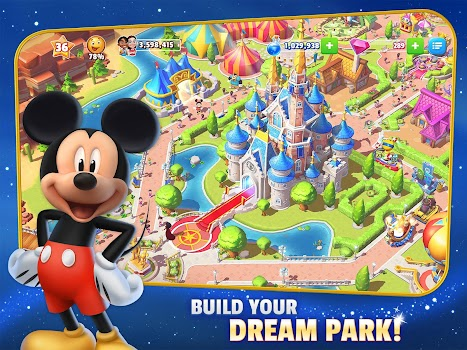 Disney Magic Kingdoms: Build Your Own Magical Park