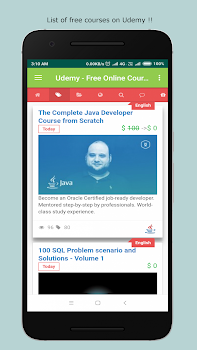 Udemy - Free Online Courses
