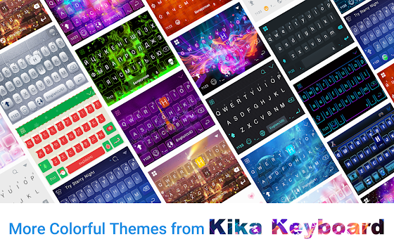 Black Silver Keyboard Cool Theme - by Theme Design Apps for