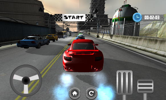 Car Speed Racing Drive 3D - by Nest Game Studio - Racing Games ...