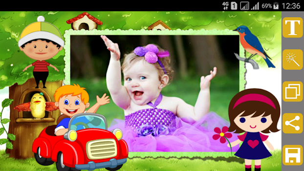 Baby Frames - by Beautiful Photo Editor Frames - Photography ...