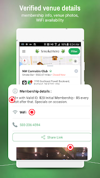 SmokeHere -  420 friendly hotels, Airbnb, dab bars