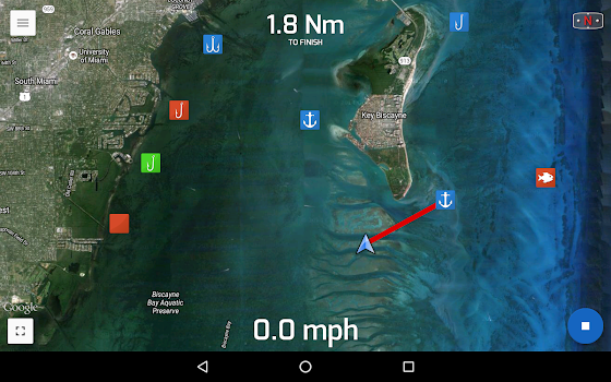 Fishing Points: GPS, Tides & Fishing Forecast