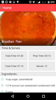 Brazilian recipes free by recipe book lifestyle category 32 brazilian recipes free by recipe book lifestyle category 32 reviews appgrooves best apps forumfinder Images