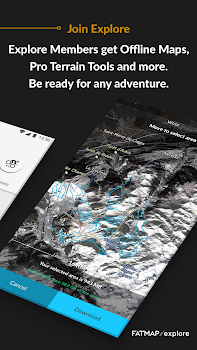 FATMAP: Ski, Bike & Hike Guide