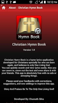 Best 10 hymn apps appgrooves discover best iphone android apps christian hymn book fandeluxe Choice Image