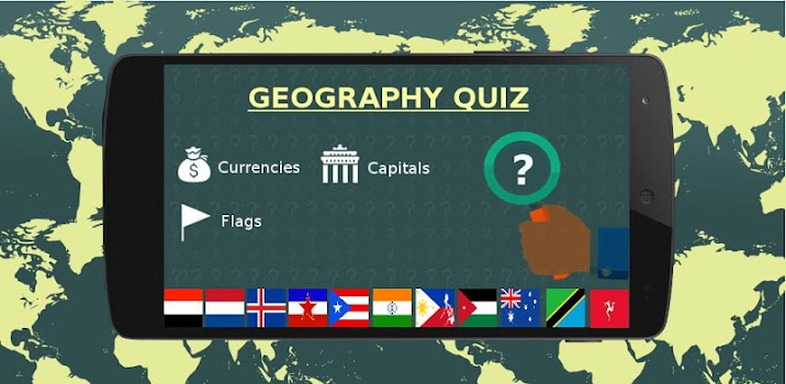 Geography quiz games by appsmartz 12 app in geography trivia geography quiz games gumiabroncs Choice Image