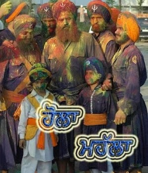 Hola Mohalla Images