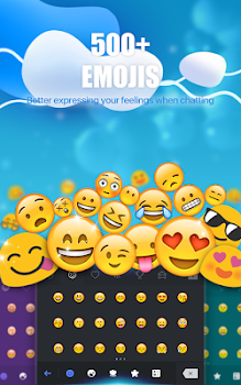 Flash Emoji Keyboard & Themes