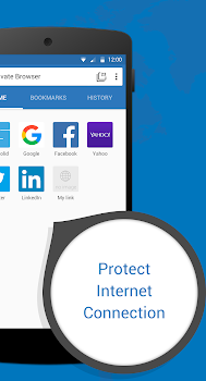 Private Browser – Proxy Browser