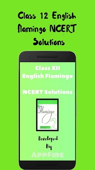 Class 12 English Flamingo NCERT Solutions - by AppFire