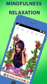 Adult Coloring Book FREE 2019 👩🎨 by ColorWolf