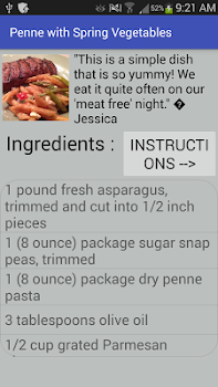 30 minute pasta dishesfree recipe app by amin and co food 30 minute pasta dishesfree recipe app forumfinder Gallery