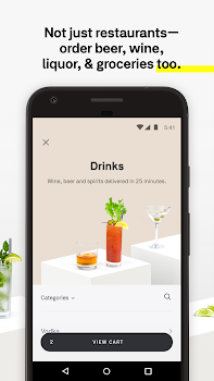 Postmates Food Delivery: Order Eats & Alcohol