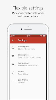 PomoDone App – Timer for your Task List and ToDo