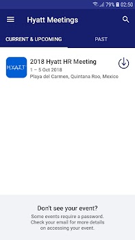 Hyatt Meetings