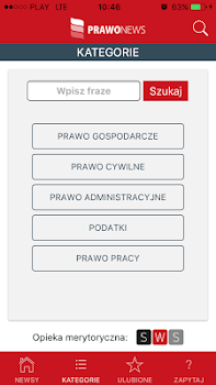 Prawo News - by 1CONNECT - Category - 26 Reviews - AppGrooves