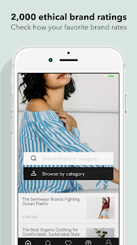 Good On You – Ethical Fashion App