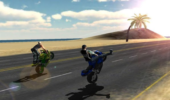 Race Stunt Fight 2!