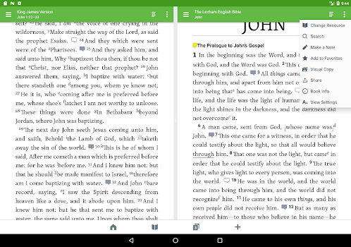 Faithlife Ebooks: Christian book reader