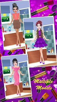 Princess Makeup and Dress Up Salon: Girl Games