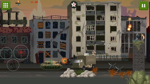09ebe81330bf48 Sergeant Paco s tank - suicide missions - by MMeGAMES - Action Games ...