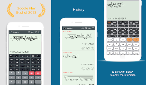 HiEdu Scientific Calculator : Fx-570vn Plus