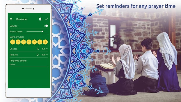 Ramadan 2019 Prayer Times Pro - Qibla for Muslim