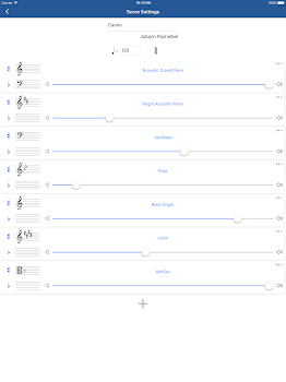 Notation Pad - Sheet Music Score Composer