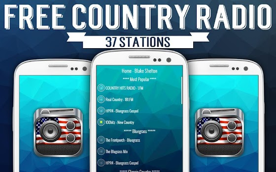 Free Country Radio