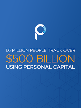 Personal Capital -Budgeting,Investing,Finance App