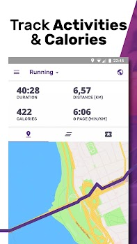 Running for Weight Loss Walking Jogging my FITAPP