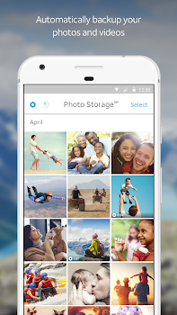 AT&T Photo Storage
