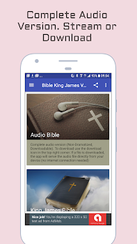 King James Bible - KJV Audio
