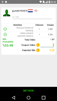 BetsWall Betting Tips and Coupon Sharing Platform