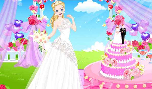 Princess Wedding DressUp - by vgv9games - Casual Games Category ...