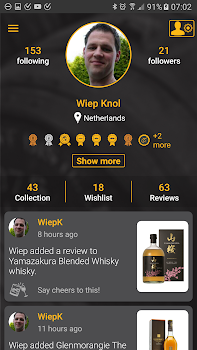 Whisky Suggest