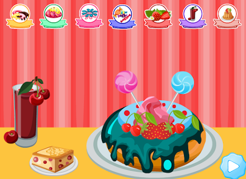 Cake Girls Games Cooking Games by Fantastic46 17 App in Cake