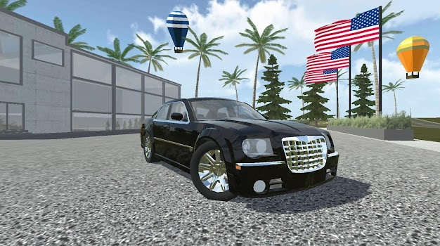 American Luxury and Sports Cars - by Dominik Kotlar - Racing Games