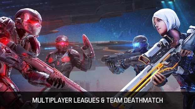 Nova legacy by gameloft 12 app in first person shooter nova legacy urtaz Image collections