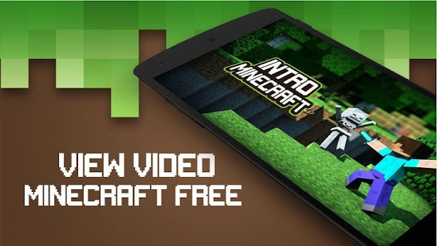 Intro Video For Minecraft - by MyBooster - Video Players