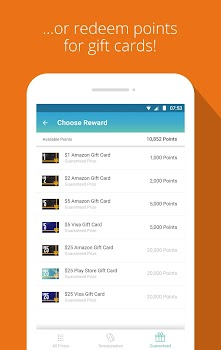 Panel App - Prizes & Rewards