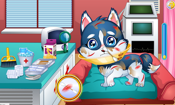 Baby Puppy Doctor Game By Lpra Studio Casual Games Category