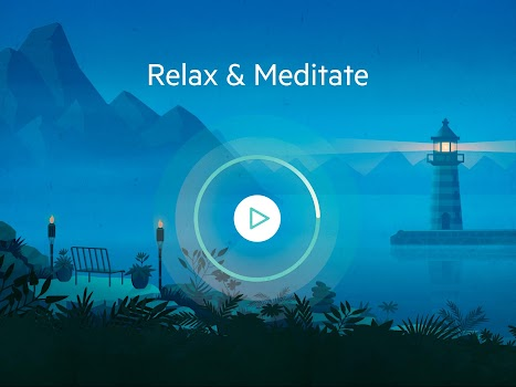 Relax Meditation: Calm your Head with White Noise