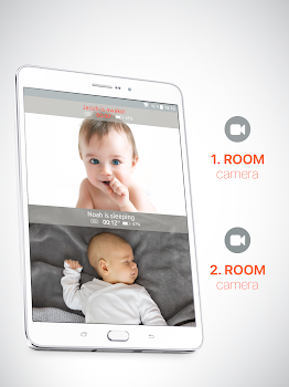 Baby Monitor Annie PRO: Video Cloud Nanny Camera