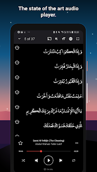 Quran Pro Muslim: MP3 Audio offline & Read Tafsir