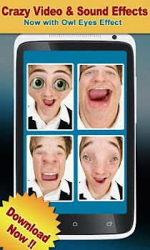 Crazy Helium Video Booth
