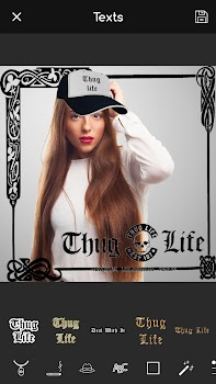 Thug Life Photo Editor Stickers Picture Maker By Pavaha Lab