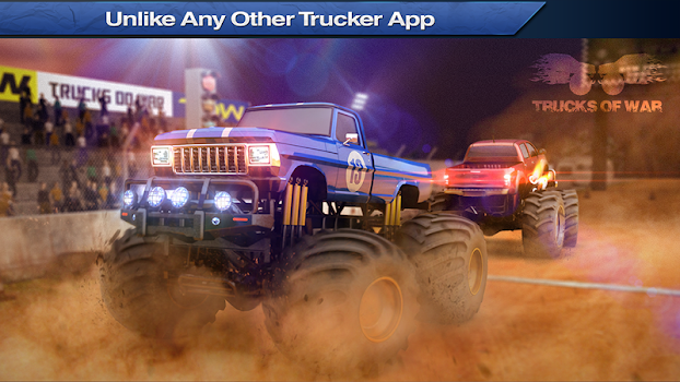 4x4 tug of war offroad monster trucks simulator by gametorque