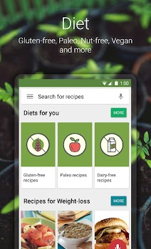Fitberry - Healthy Recipes Free - Healthy food app